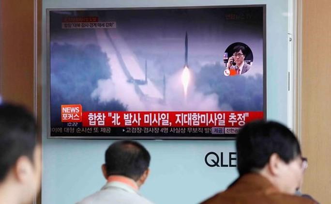 Tên lửa Triều Tiên tấn công bất cứ nhóm tàu chiến nào - Ảnh 2.
