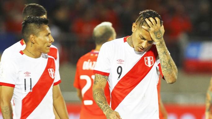 Peru mất vé World Cup, hy vọng Ý hoặc Chile? - Ảnh 1.