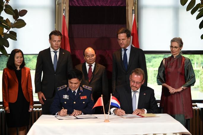 Hà Lan đóng 6 tàu cảnh sát biển đa năng cho Việt Nam - Ảnh 1.