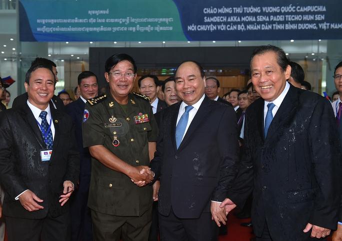 Thủ tướng Hun Sen: Không có Việt Nam, Campuchia không có ngày nay - Ảnh 1.