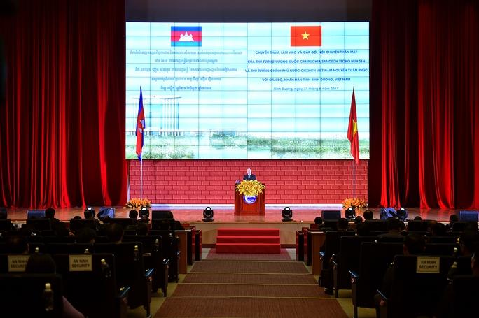 Thủ tướng Hun Sen: Không có Việt Nam, Campuchia không có ngày nay - Ảnh 3.