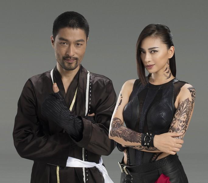 """Ngô Thanh Vân - Johnny Trí Nguyễn """"tái hợp"""" - Ảnh 1."""