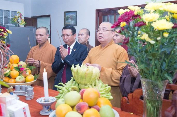 Lập Trung tâm đầu tiên của Phật giáo Việt Nam tại châu Phi - Ảnh 7.