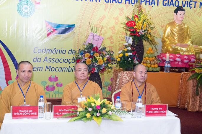 Lập Trung tâm đầu tiên của Phật giáo Việt Nam tại châu Phi - Ảnh 8.