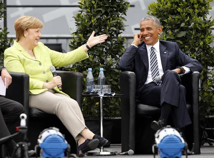 Hậu Nhà Trắng, ông Obama thảnh thơi chu du - Ảnh 8.