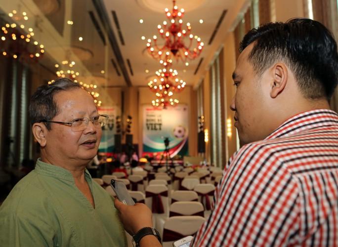 Ông Hà Quang Dự góp ý tìm chủ tịch cho VFF - Ảnh 1.