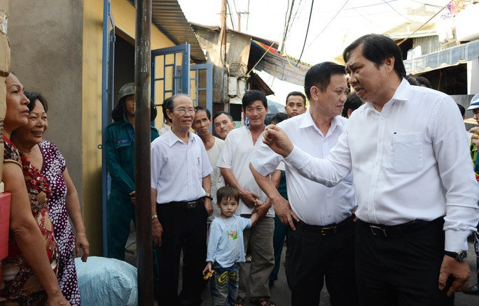 Con đường thăng tiến của Bí thư, Chủ tịch TP Đà Nẵng - Ảnh 4.