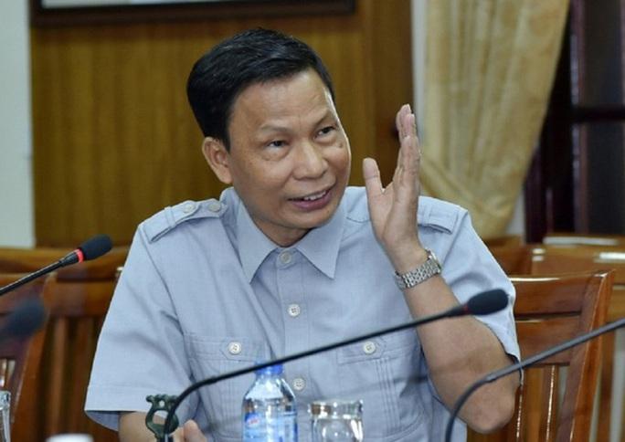 Ông Nguyễn Minh Mẫn: Kết luận TTCP về tôi trái pháp luật - Ảnh 1.