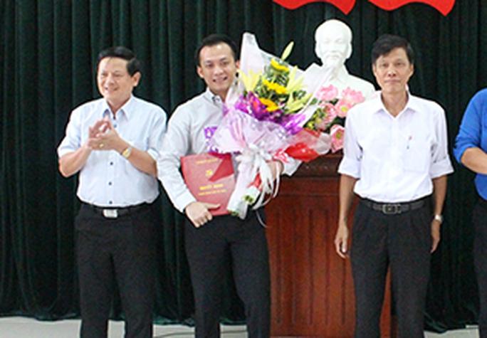 Ông Nguyễn Bá Cảnh làm Phó trưởng Ban Dân vận Thành ủy Đà Nẵng - Ảnh 1.