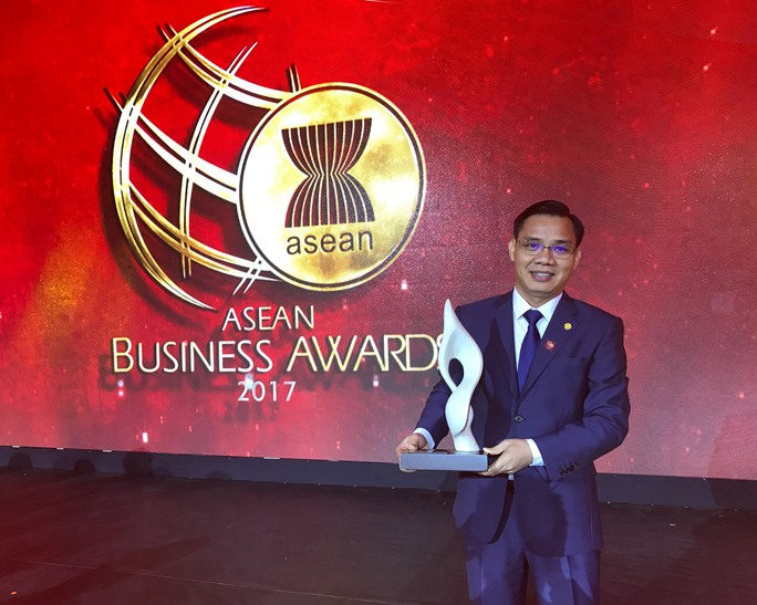 BRG và SeABank được Hội đồng tư vấn Kinh doanh ASEAN vinh danh - Ảnh 1.