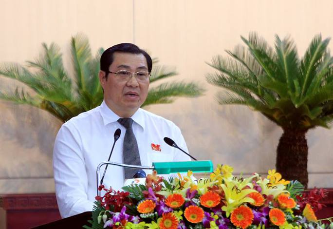 Chủ tịch Đà Nẵng: Nhiều năm trước ai cũng muốn Sơn Trà như Hồng Kông - Ảnh 1.