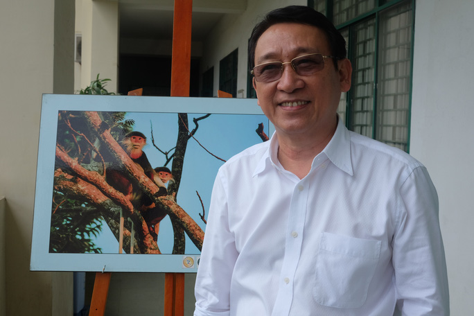 Ông Huỳnh Tấn Vinh: Bảo vệ Sơn Trà là lẽ phải nên tôi không lùi bước - Ảnh 1.