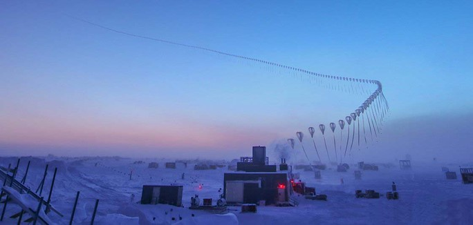 Tầng ozone tự vá lỗ thủng - Ảnh 1.