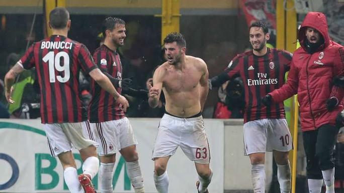 Chiến thắng derby, AC Milan níu kéo Gattuso - Ảnh 3.