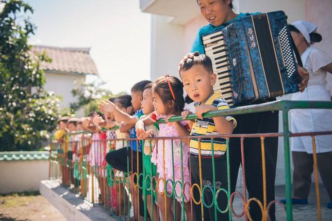 Bất ngờ trước những hình ảnh tuyệt đẹp về Triều Tiên - Ảnh 1.