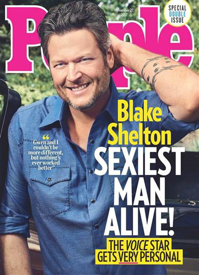 Ai đang là người đàn ông quyến rũ nhất thế giới 2017? - Ảnh 1.