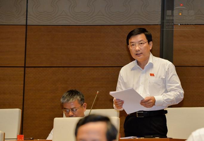 Nói sự bất lực quản lý, đại biểu QH dẫn chuyện ông Đoàn Ngọc Hải - Ảnh 1.
