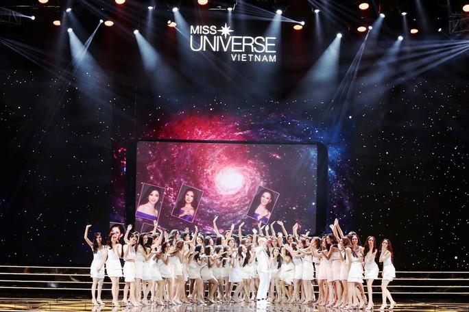 Đêm chung kết Hoa hậu Hoàn vũ Việt Nam dời sang tối 6-1-2018 - Ảnh 1.