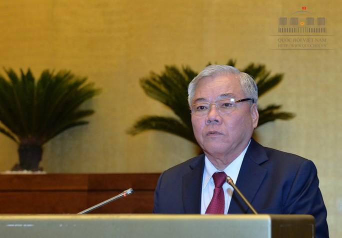 Thanh tra Chính phủ trả lời ĐB Lưu Bình Nhưỡng về vụ Đồng Tâm - Ảnh 1.