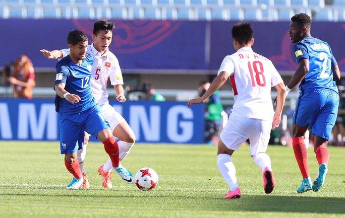 HLV Hoàng Anh Tuấn: U20 đủ sức thắng Honduras - Ảnh 1.