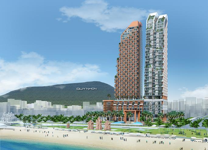 Con ông Trần Bắc Hà làm chủ dự án khách sạn hơn 2.900 tỉ đồng - Ảnh 1.