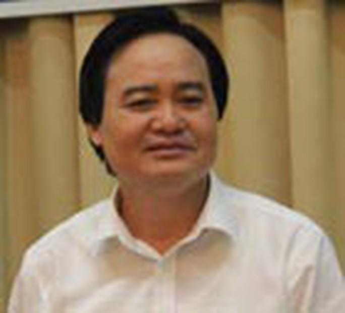 Bộ trưởng Phùng Xuân Nhạ: Phải nâng tỉ lệ tiến sĩ của nước ta lên! - Ảnh 1.