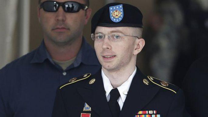 Chelsea Manning bị kết án năm 2013. Ảnh: Reuters