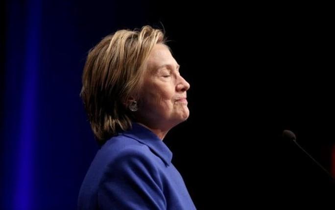 Bà Hillary Clinton khá kín tiếng sau khi bị ông Trump đánh bại trong cuộc đua vào Nhà Trắng. Ảnh: Reuters