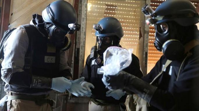 LHQ điều tra Chính phủ Syria tiến hành 3 cuộc tấn công hóa học. Ảnh: Reuters