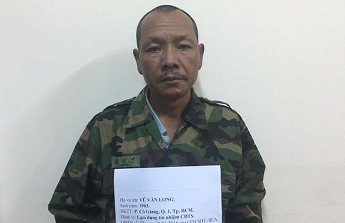 Vũ Văn Long, Giám đốc Công ty TNHH Dịch vụ vận tải và giao nhận Phương Mai.