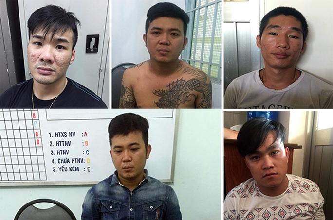 Những kẻ đòi nợ thuê và cưỡng đoạt tài sản bị bắt giữ