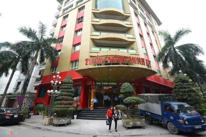 Sáng 25-4, thông tin chính thức từ Cục Quản lý Cạnh tranh - Bộ Công Thương cho biết Công ty TNHH Thiên Ngọc Minh Uy chính thức xin chấm dứt hoạt động bán hàng đa cấp.