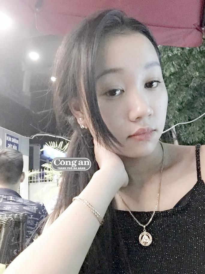Cô gái trẻ Phùng Thị Bích Hường
