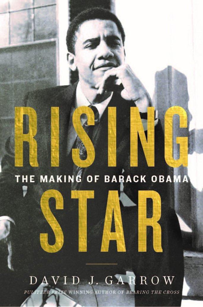 Cuốn tiểu sử Rising Star mới xuất bản của tác giả David J. Garrow. Ảnh: Washington Post