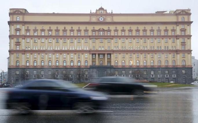 Trụ sở FSB ở thủ đô Moscow – Nga Ảnh: REUTERS