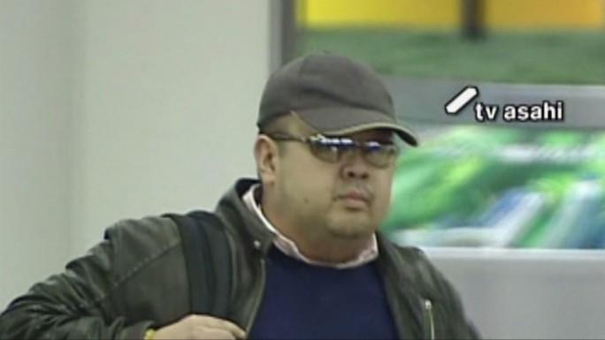 Ông Kim Jong-nam Ảnh: ASAHI TV