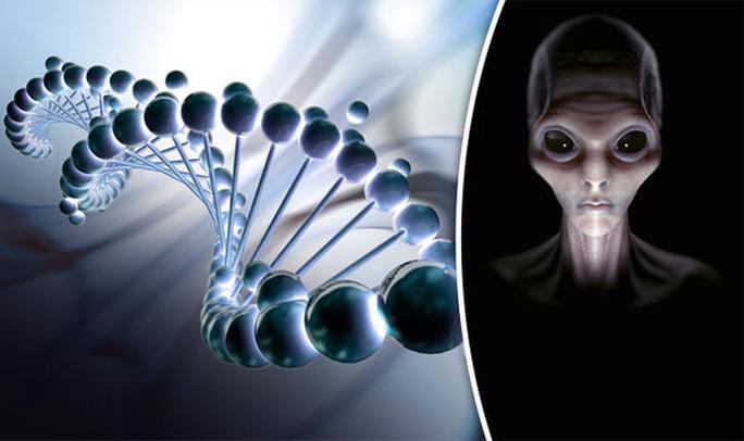 Theo nhận định của các nhà khoa học, người ngoài hành tinh đã mã hóa ADN của chúng ta từ hàng tỉ năm về trước. Ảnh: Express