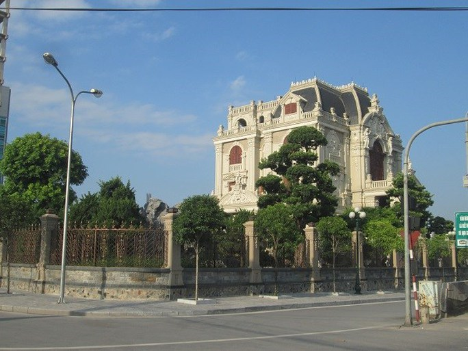 Tòa lâu đài được xếp vào hàng xa xỉ bậc nhất Việt Nam