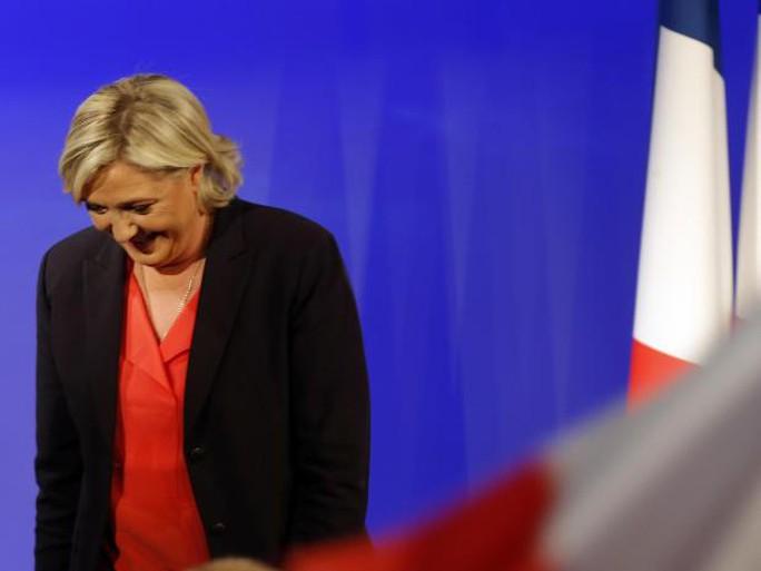 Nhà Le Pen mổ xẻ thất bại - Ảnh 1.