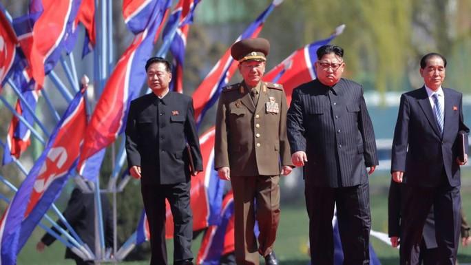 Triều Tiên bất ngờ gởi thư tới Quốc hội Mỹ - Ảnh 1.