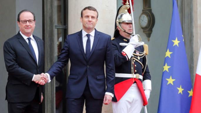 Tổng thống Macron: Thế giới và châu Âu cần Pháp hơn bao giờ hết - Ảnh 1.