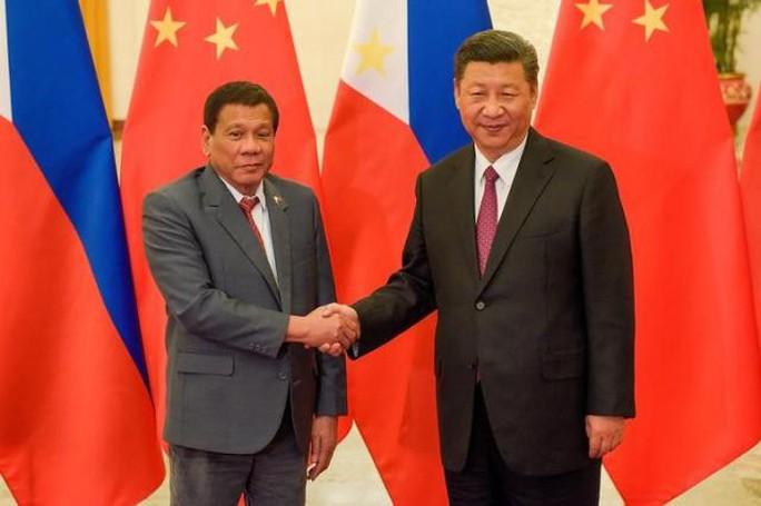 Trung Quốc dọa chiến tranh với Philippines - Ảnh 1.
