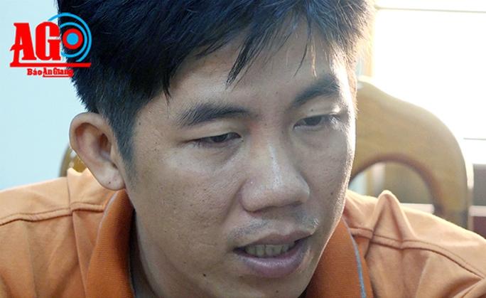 Bắt kẻ giết người tại khách sạn Phú Quí, bỏ xác xuống sông - Ảnh 1.