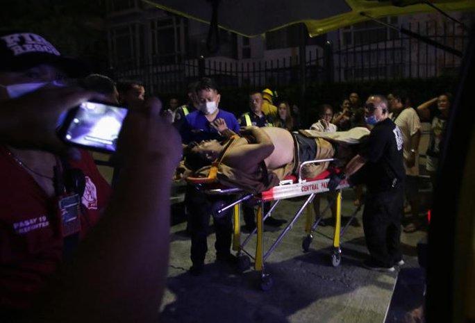 Vụ nổ súng đẫm máu Philippines: Tay súng là người nước ngoài - Ảnh 2.