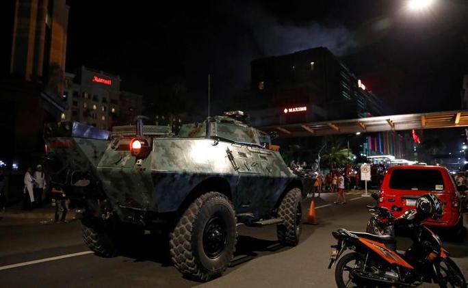 Vụ nổ súng đẫm máu Philippines: Tay súng là người nước ngoài - Ảnh 6.