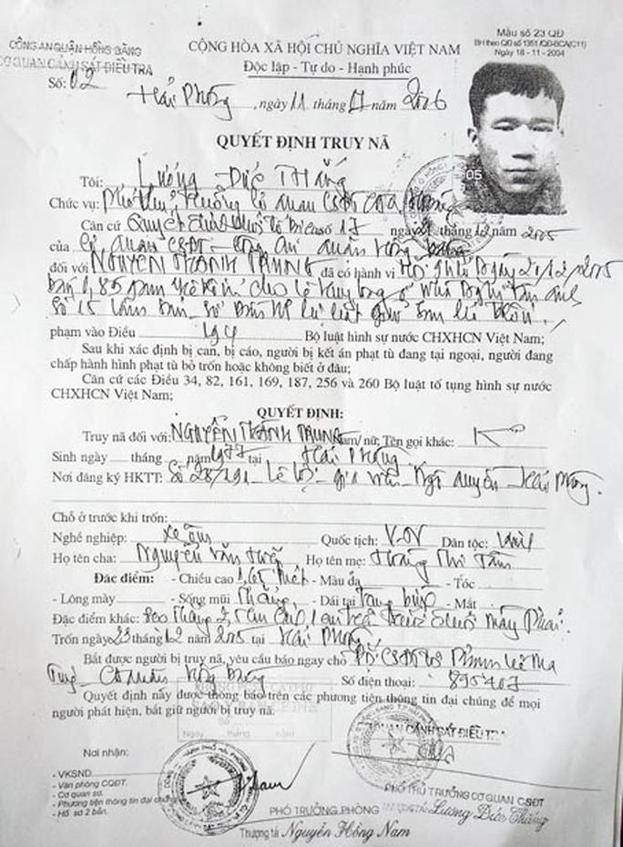 Tội phạm Hải Phòng trong vai bảo vệ ở Biên Hòa - Ảnh 1.