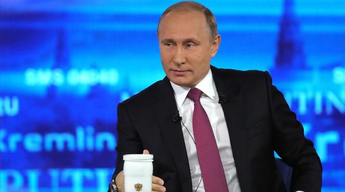 Tổng thống Putin: Nga sẵn sàng chào đón cựu sếp FBI tới tị nạn - Ảnh 1.