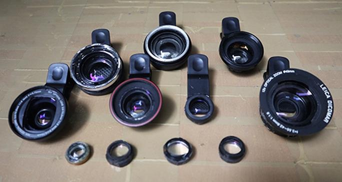 Độ ống kính chụp macro cho smartphone - Ảnh 2.