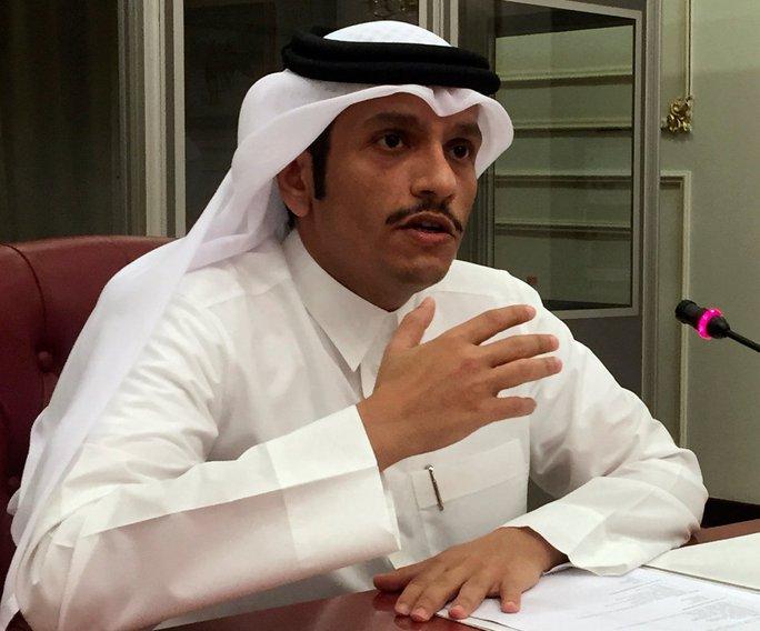 Thắc mắc của Mỹ về cuộc khủng hoảng Qatar  - Ảnh 1.