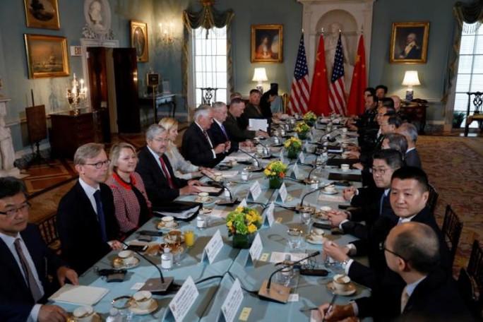Mỹ quyết liệt đặt hàng Trung Quốc về Triều Tiên - Ảnh 1.